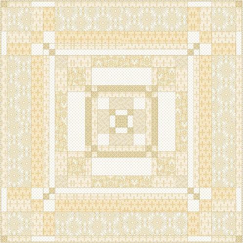 Pattern - #33 Elegant Squares Quilt