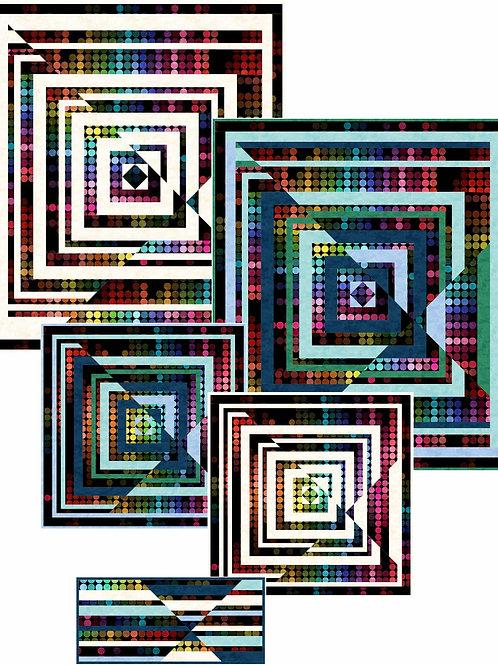 Pattern - #144 - Hyde Park Corner