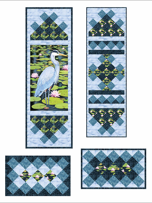 Pattern - #124 - Tupper Lake