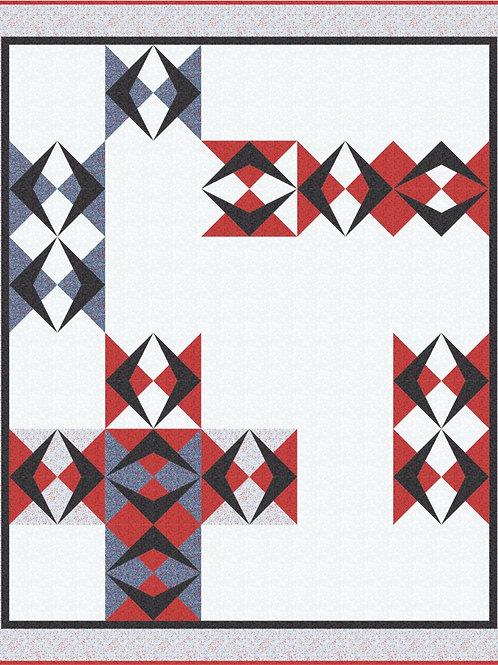 Pattern - #30 - Argyle Path