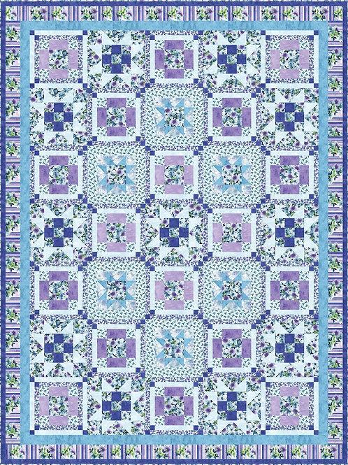 Pattern - #39 Grannie's Quilt