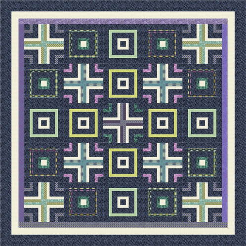 Pattern - #88 - Square Dance #3
