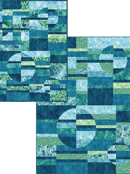Pattern - #70 - Quattro Lune