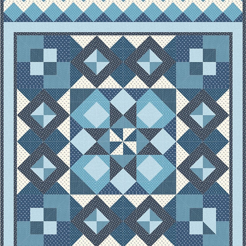 Pattern - #107 - Town Square