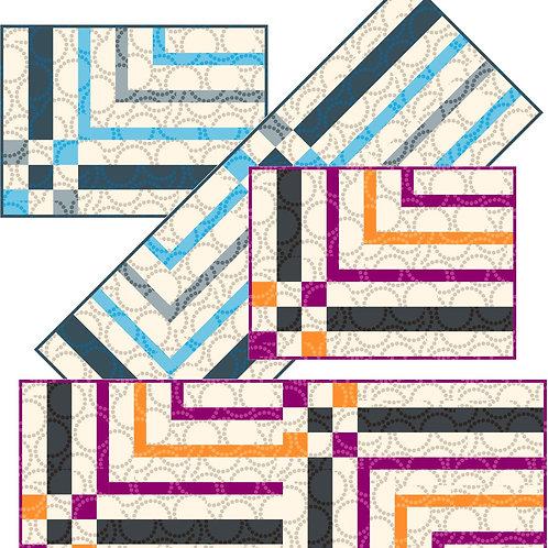Pattern - #58 - Hopscotch Placemats