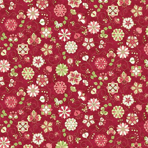 Mulberry Lane - Raspberry Cooler - 4644-24