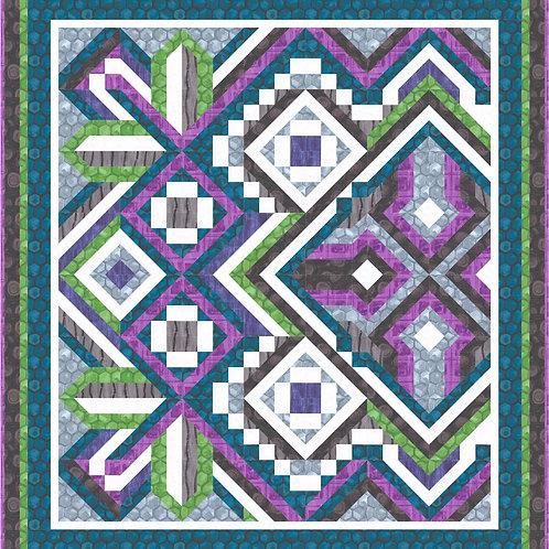 Pattern - #79 - Contretanz