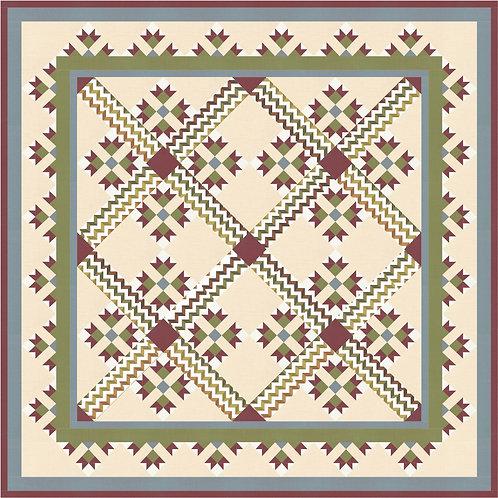 Pattern - #60 - Sophia's quilt