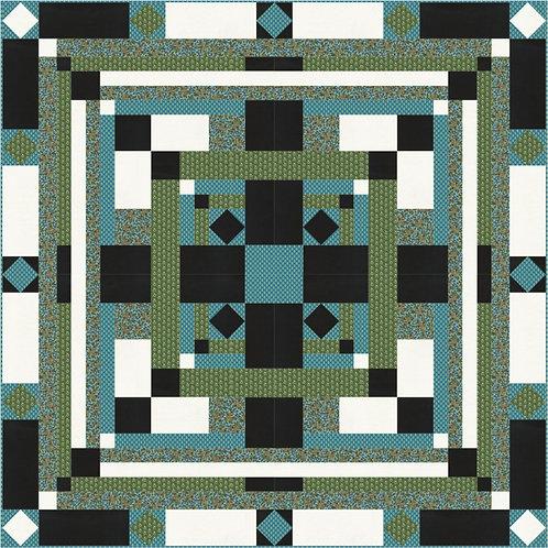 Pattern - #65 - Village Square