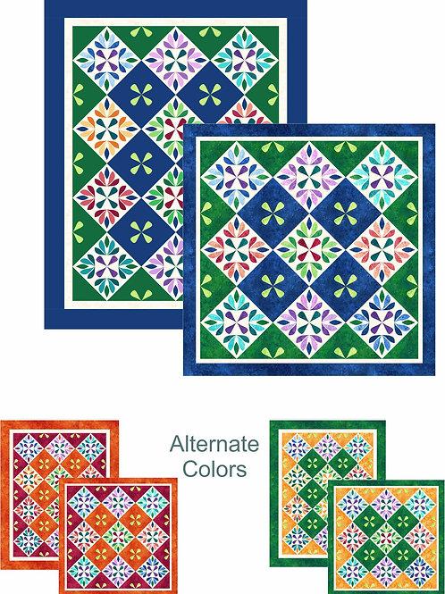 Pattern - #96 - Clover Fields