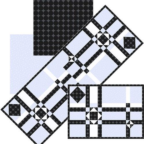 Pattern - #62 - City Scape