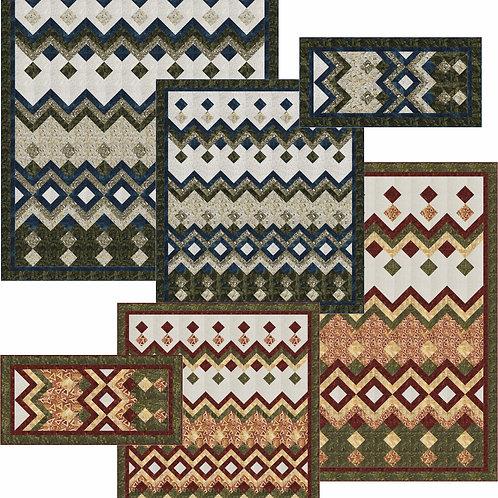 Pattern - #140 - Diamond Trail_sample