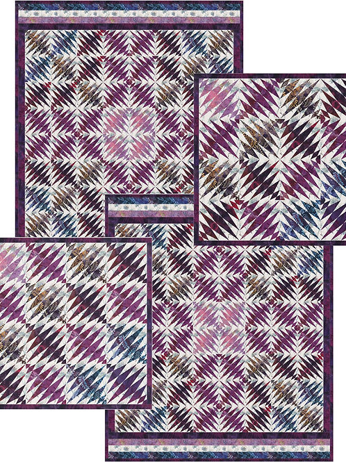 Pattern - #117 - Twin Quilts and more