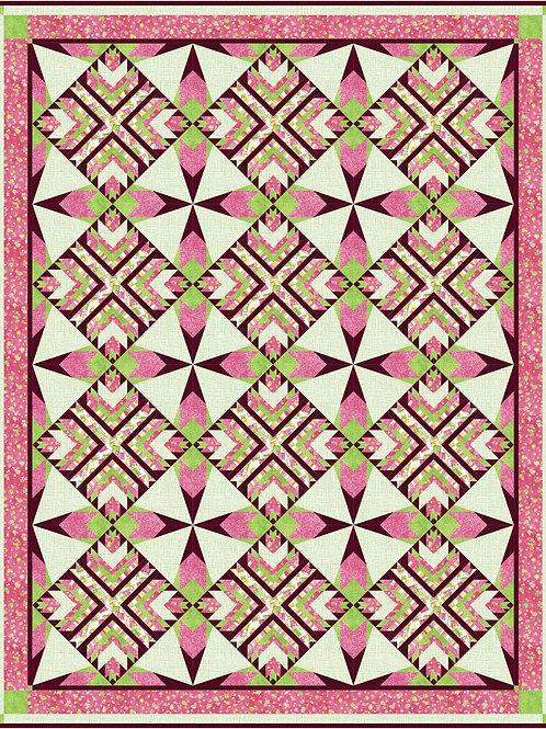 Pattern - #91- Windy Fields