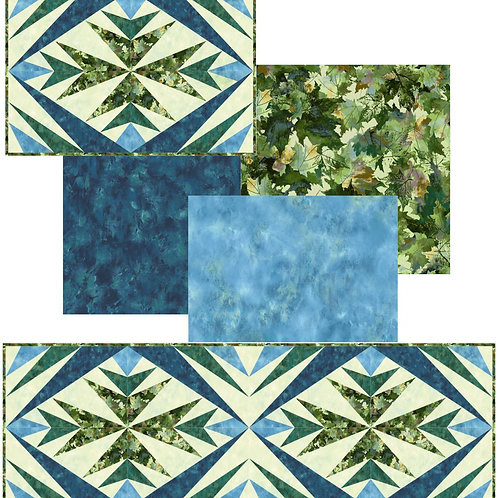 Pattern - #32 Sunday Morning placemats, etc.