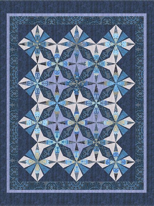 Pattern - #74 - Desert Stars