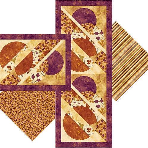 Pattern - #67 - Sunshine Table Set