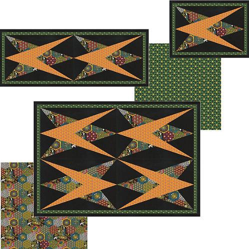 Pattern - #66 - Soaring Geese