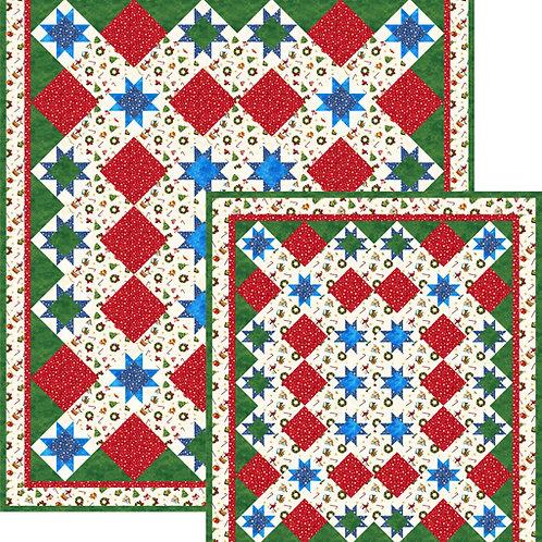 Pattern - #98 - Dancing Star