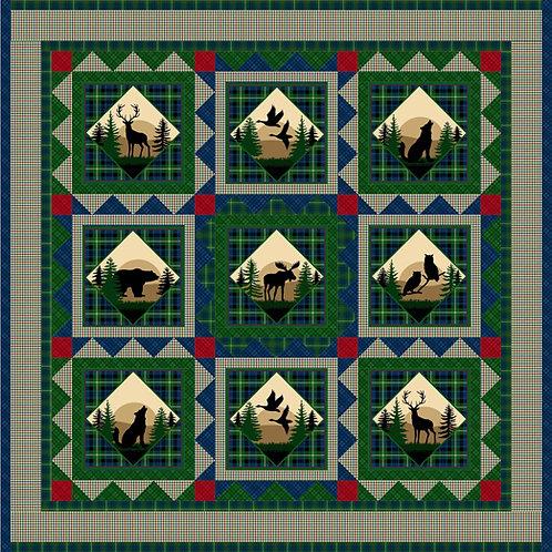 Pattern - #100 - Lake Placid