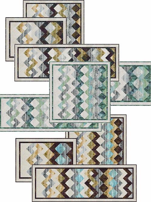 Pattern - #134 - Garden Trellis_sample