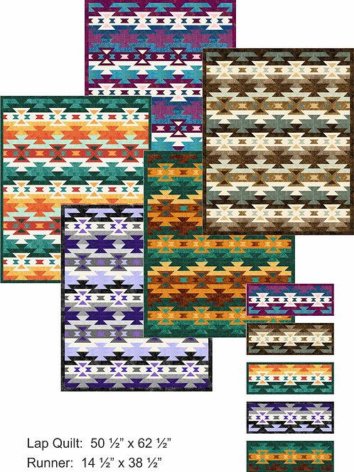 Pattern - #109 - Painted Desert