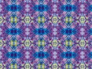 Fence - violet