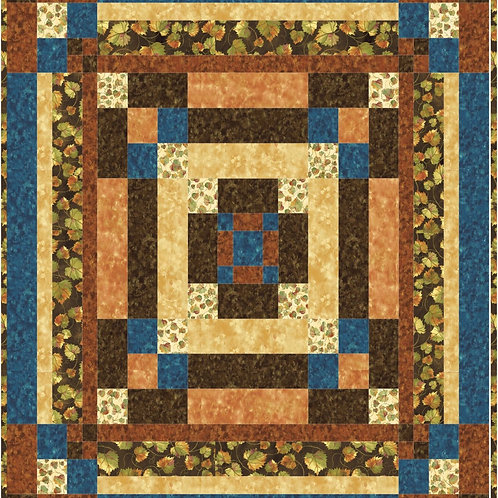 Pattern - #28 Square Dance Quilt #1