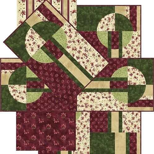 Pattern - #43 - Vernon Downs Table Set