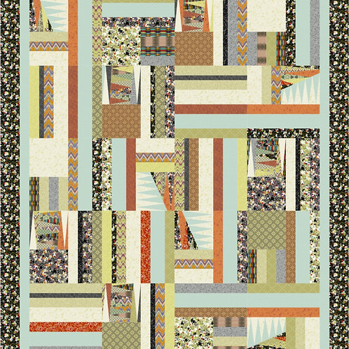Pattern - #86 - Eagle's Nest