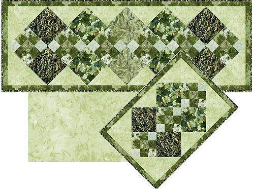 Pattern - #7 Argyle Placemats etc.