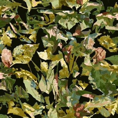 Leaf Parade - Green - 4608-74