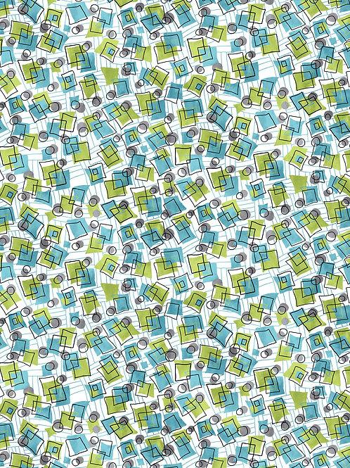 Doodles - Lime Twist - 4692-63
