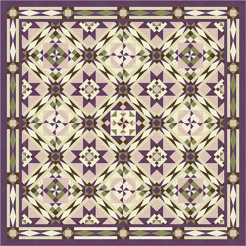 Pattern - #64 - Sarabande
