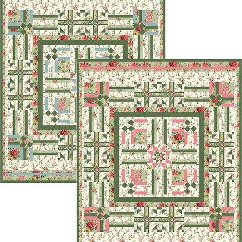 Pattern - #94 - Hedge Rose