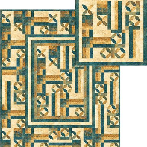 Pattern - #95 - Allemande