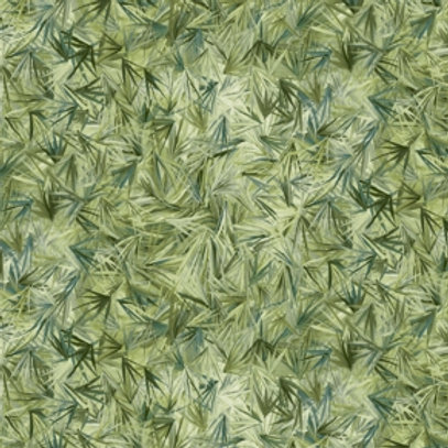 Leaf Parade - Green - 4612-74