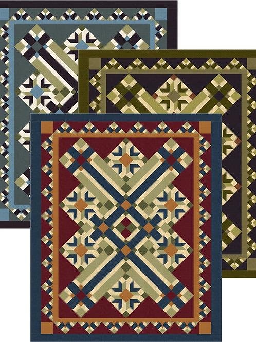 Pattern - #59 - Surrey Gardens