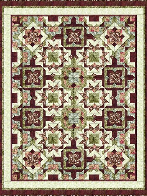 Pattern - #24 Grannie's Quilt #2