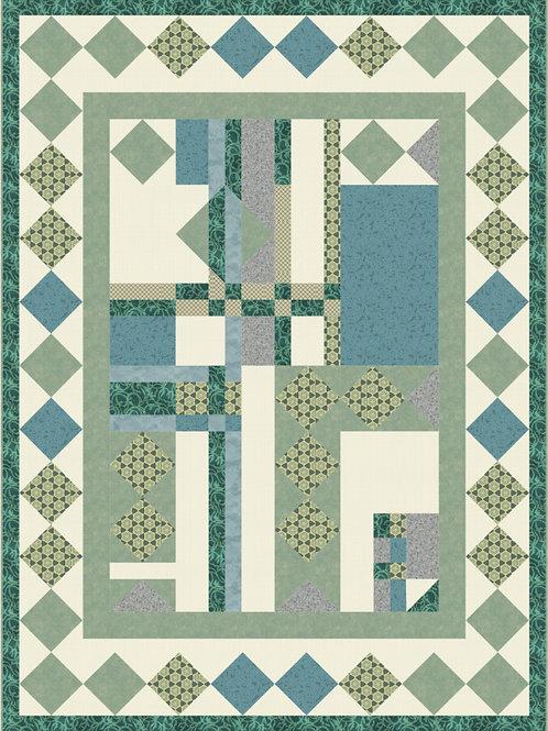 Pattern - #85 - Portland Stroll