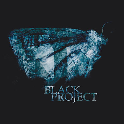 Black Project - Live EP - CD size Downloadcard with special Artwork (2019)