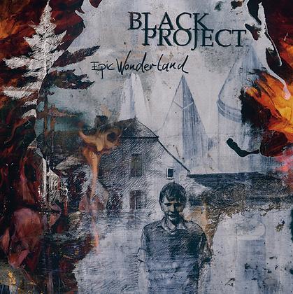 "Black - Epic Wonderland LP (2021), 12"" Vinyl with booklet, incl downloadcode"