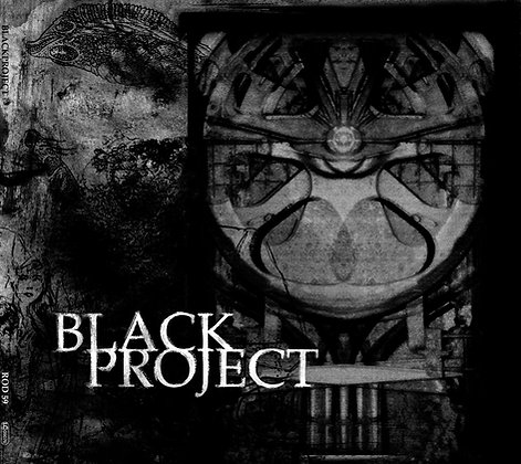 Black Project - Black Project CD (2016)