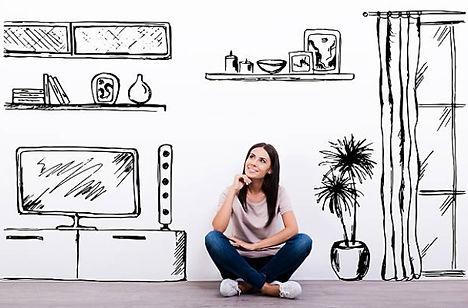 Концепция - первая ступень каждого заказ на мебель