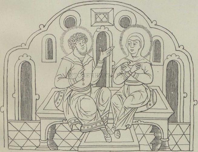 Скамья, 17 век