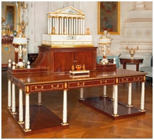 Письменный стол Павла Первого, 1794 г.