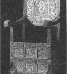 Мебель Древней Руси эпохи Средневековья