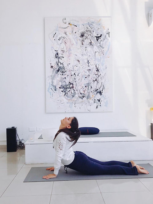 Clase de Yoga Pack Mensual [online por zoom]