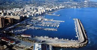 Fritid, moro, sjø, Costa del Sol, Fuengirola Malaga, Cabopino Marbella