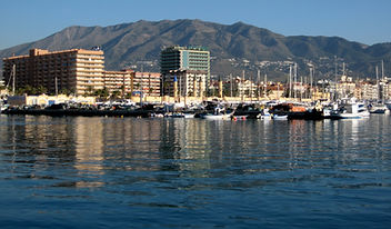 Fritid, sjov, havet, Costa del Sol, Fuengirola Malaga, Cabopino Marbella